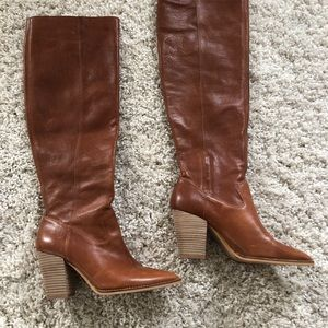 Lucky Brand Over-The-Knee Boots